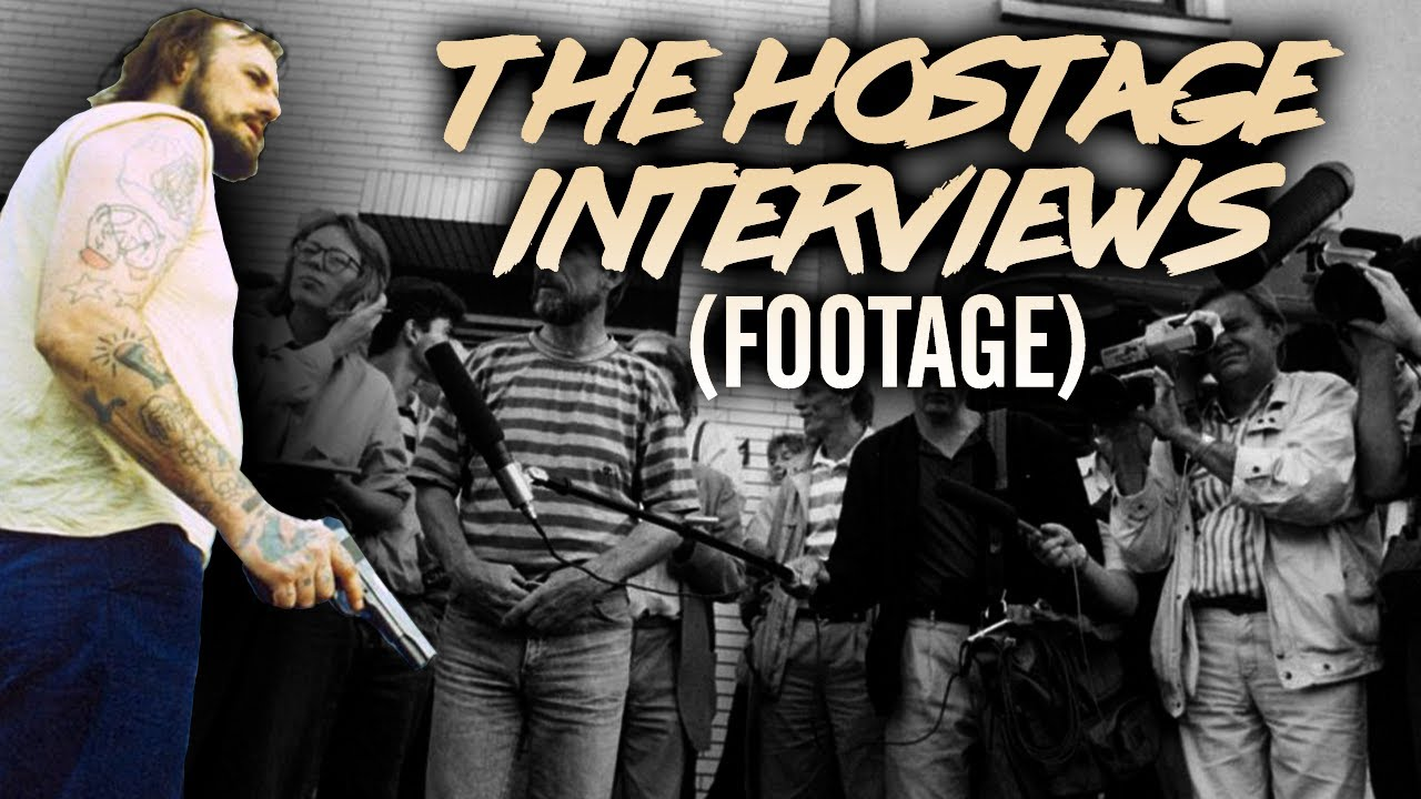 Interview During Hostage Crisis | Tales From the Bottle