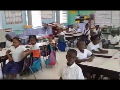 St. Croix: Eulalie Rivera Elementary School