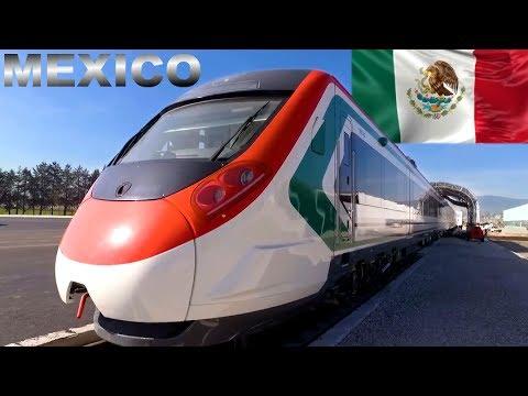Inician las Primeras Pruebas del Tren Interurbano México-Toluca