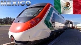 Inician las Primeras Pruebas del Tren Interurbano México-Toluca thumbnail