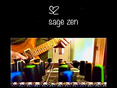 Sage Zen - The Blues Ambient 2 (Full Album) Instrumental Ambient Blues Guitar Relaxing Music