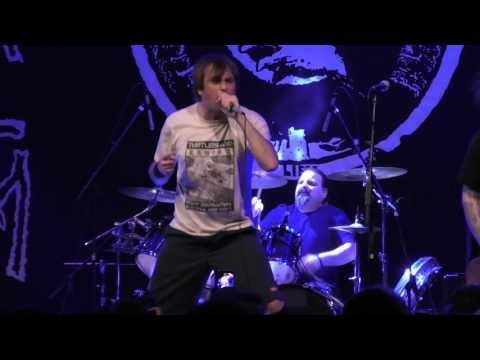 "Napalm Death LIVE Smash A Single Digit : Eindhoven, NL : ""Effenaar"" : 2017-05-21 : Full HD, 1080p50"