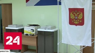 Четыре российских региона готовятся ко второму туру выборов - Россия 24