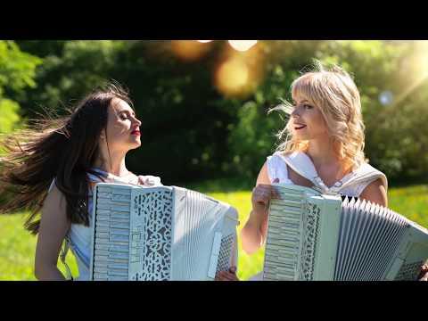 "Girls Music Band ""LIUBANYA"" LA- Дуэт  ""ЛюбАня"" аккордеон/ BackStage"