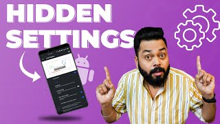 9 Hidden Android Settings You MUST Know In 2021 ⚡ Make Your Smartphone Fast & Secure