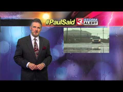 #PaulSaid Hurricane Names