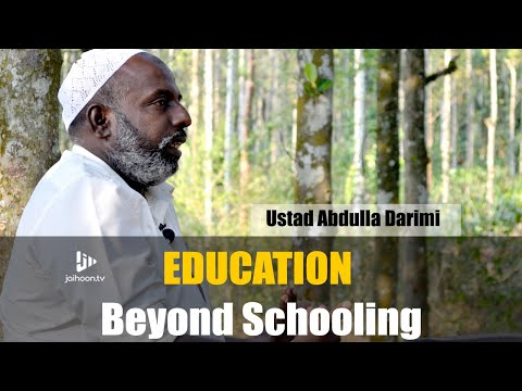 Education beyond Schooling