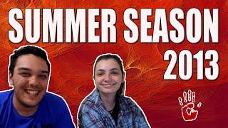 Retorno do Summer Season 2013 - Vício em Série