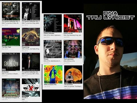 HOW TO BUY ALL of DNA's Music!  Album info and Snippets! -Bandcamp-