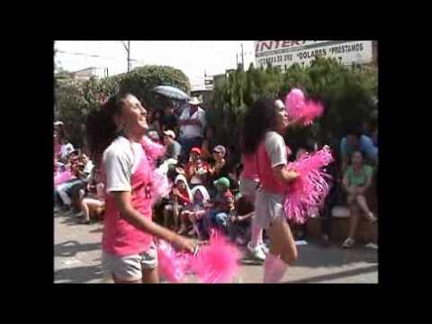 cd altamirano desfile de la expo bicentenario 2010 pungara gay