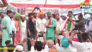 Honored with Pagri by Sai Madhu Ji@ Baba Bole Shah Ji Pind Dolike Duhrhe