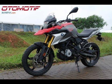 Perkenalkan, ini motor petualang murah dari BMW Motorrad Indonesia, G310GS