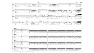 Ivan Fedele - Palimpsest (w/ score)