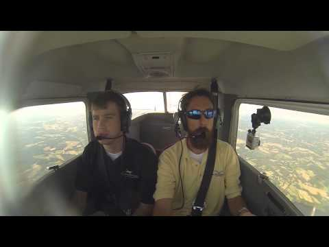 CFI Spin Training in a Cessna 152