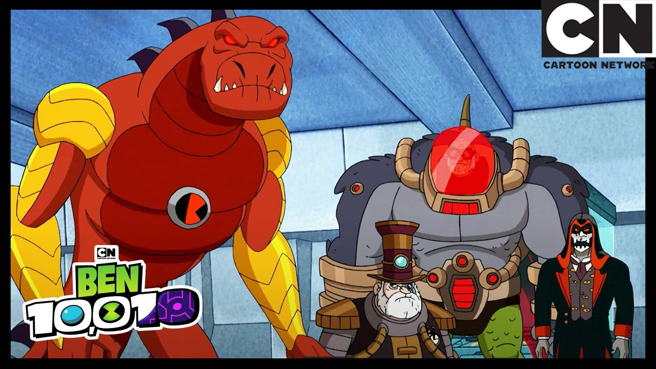 Clip 4 | Ben 10, 010 | Ben 10 | Cartoon Network