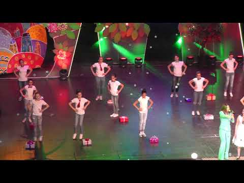 YEREVAN - Dance Studio Silva Hakobyan-i Het