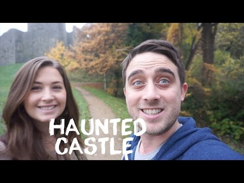Haunted Castle - (Oystermouth Castle Swansea - 3 of 3)