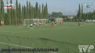 Serie D Girone E Monterosi-Trestina 2-0