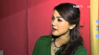 Entertainment News - Nirina Zubir sumbang inspirasi lagu untuk suami