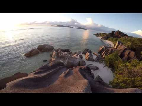 Seychelles La Digue Sunset 2015-Sunny Trail Guide