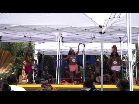International Tahitian Ori [ITO] Competition 2014 - Vahine 25-34