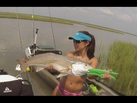 Targeting Redfish, Flounder, & Trout | Kayak Fishing