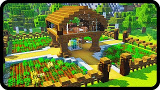 Minecraft: How to build a Survival Base (Tutorial) - Minecraft Base Ideas