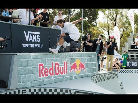 Red Bull Best Trick - Bowman Hansen