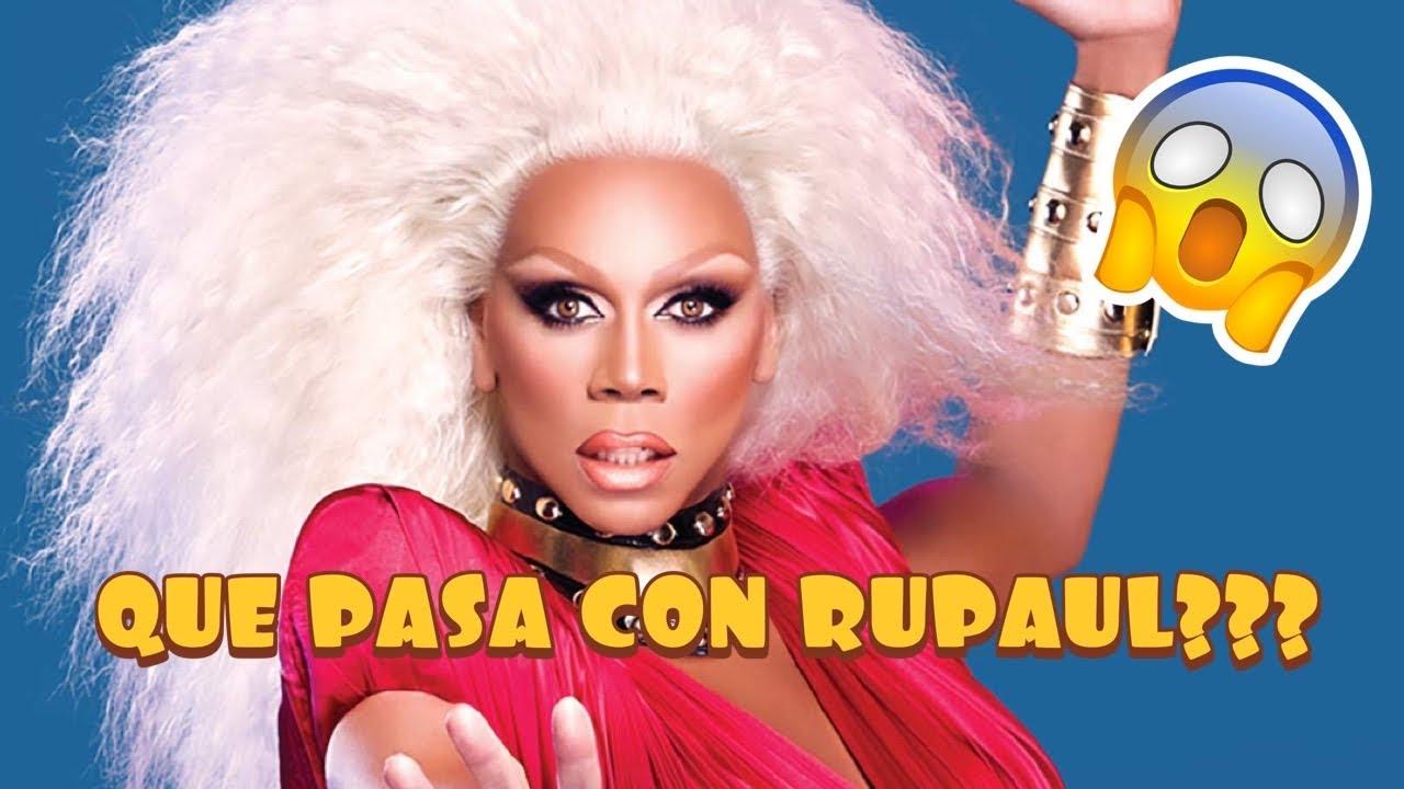 QUE PASO CON LAS REDES DE RUPAUL? | ANIKA LECLERE