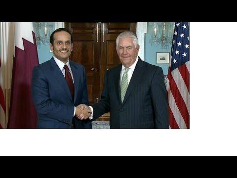 مساع أمريكية لخفض حدة التوتر بين قطر وجيرانها  - نشر قبل 2 ساعة