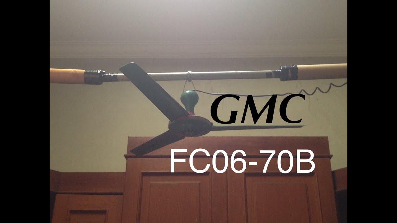 GMC mini ceiling fan