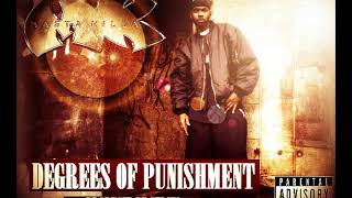 MASTA KILLA - DEGREES OF PUNISHMENT ( INSTRUMENTAL ALBUM )2018