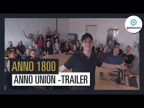 Anno Union – Sei dabei! – Gamescom 2017 | Ubisoft [DE]