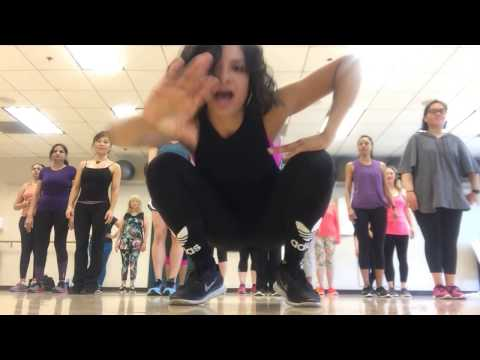 Shakira Barrera Zumba Choreo