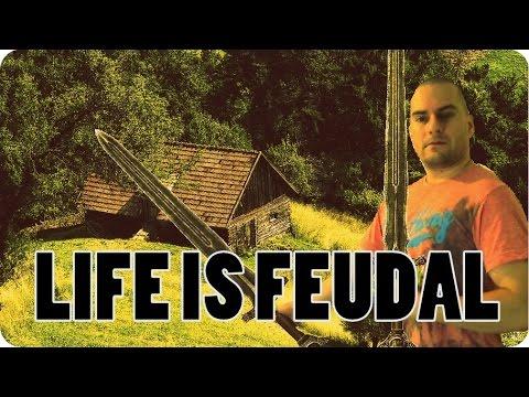 Life is Feudal : Your Own. Első látásra . Gameplay magyar kommentárral.