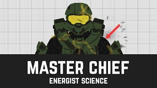 How bulletproof is Master Chief? (Halo Science)