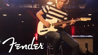 The Pro Jr. & Blues Jr. IV with Sadler Vaden | Hot Rod Amplifiers | Fender