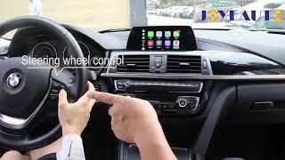 "BMW 3 Series F30 Entry Nav EVO ID6 6.5"" Screen WiFi Wireless Apple CarPlay Retrofit"