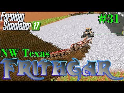 Let's Play Farming Simulator 2017, North West Texas #31: Islands!