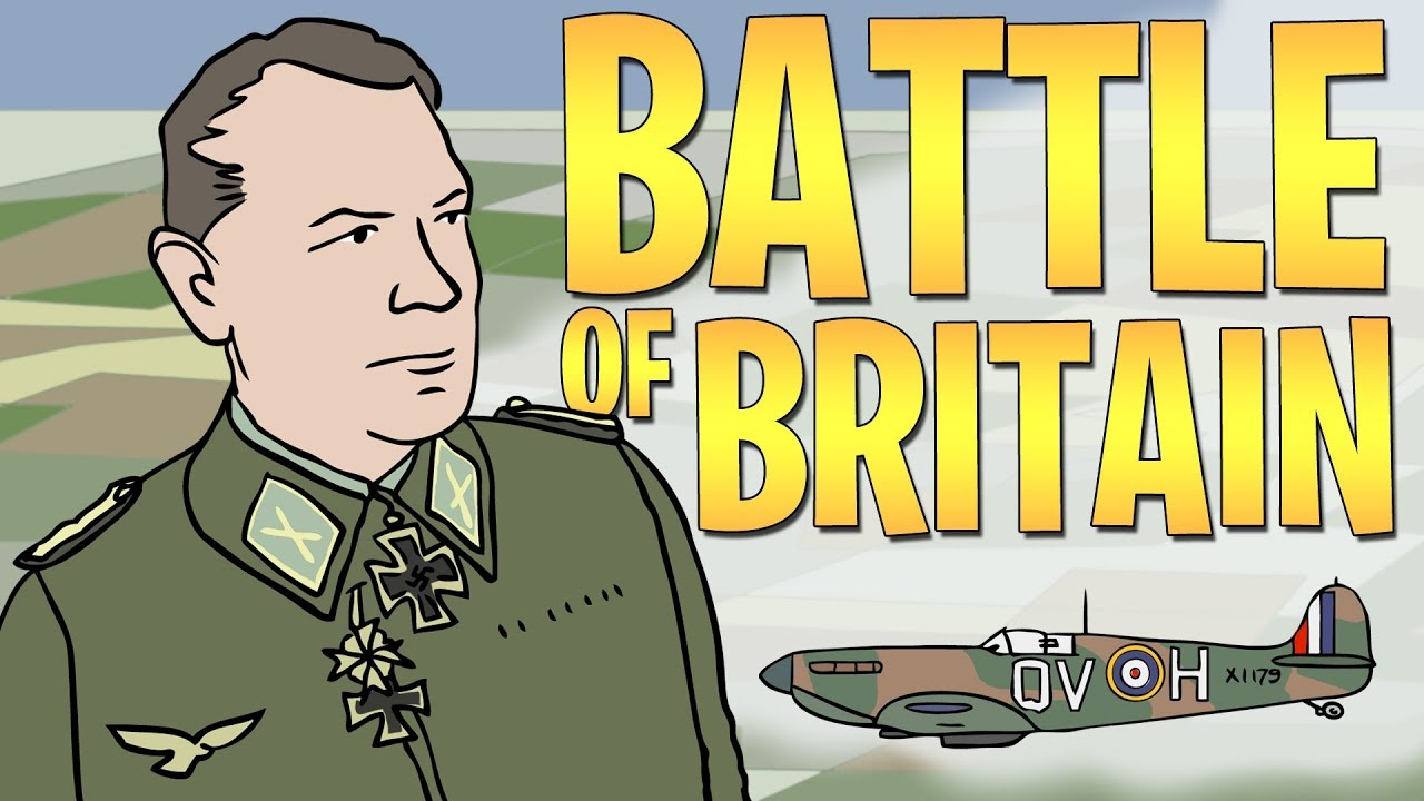 How was the Battle of Britain Won?