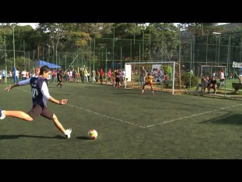 Brazilian street football format - Red Bull Rebatida