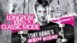 Tony Hawk's American Wasteland [PC] 100% Classic Mode (Normal) - Longplay  No Commentary