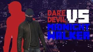 Daredevil Vs The Midnight Walker (GTA V)