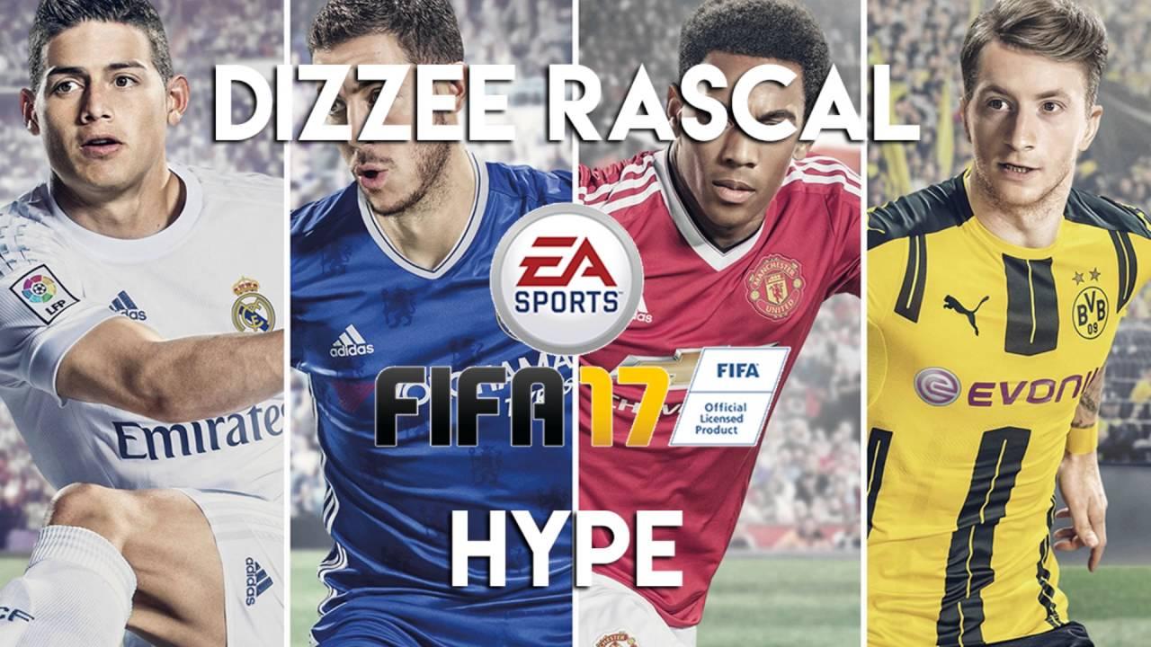 Dizzee Rascal & Calvin Harris - Hype (FIFA 17 Cover Vote ...