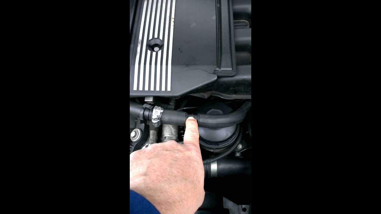 E46 Zhp Oil Catch Can Overview Youtube