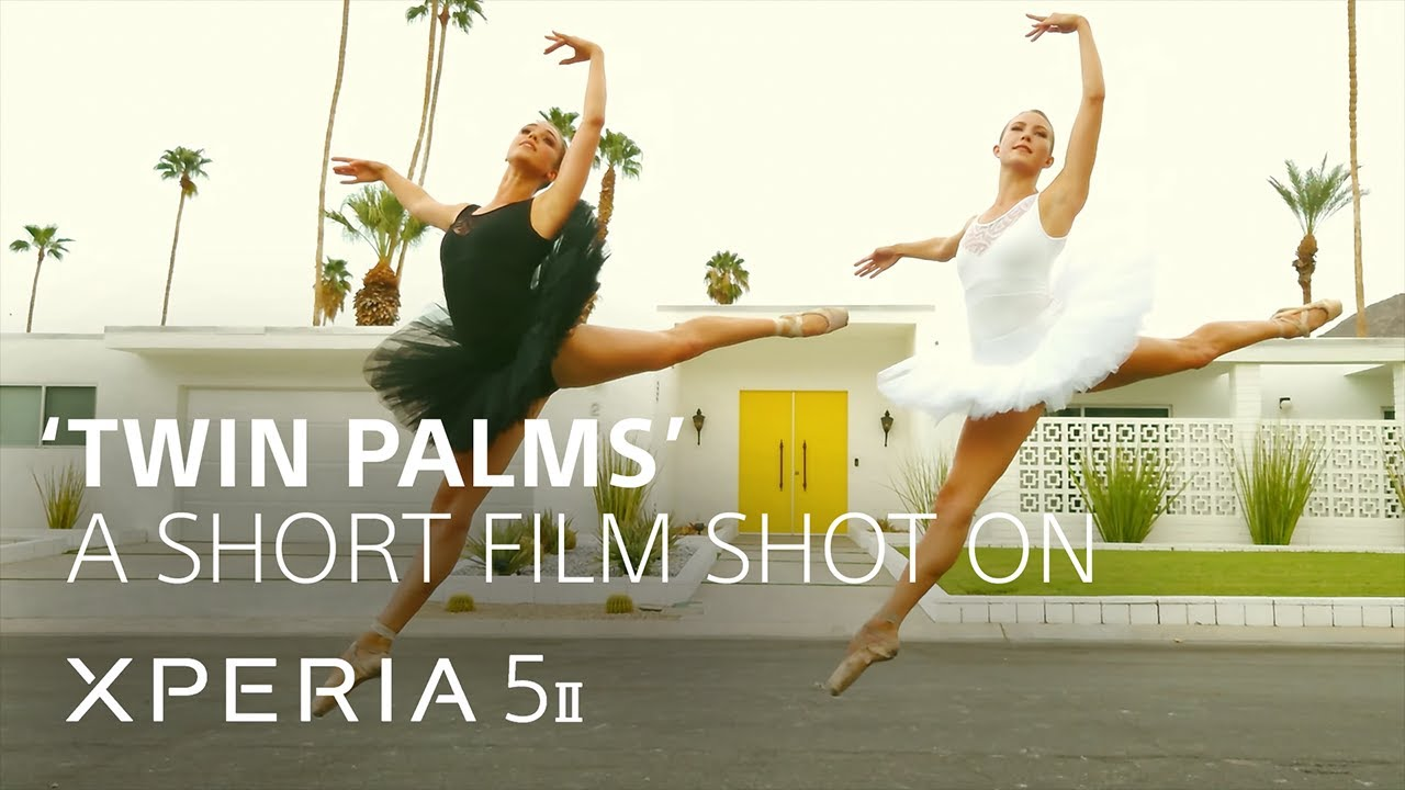 'Twin Palms': a short film shot on Xperia 5 II