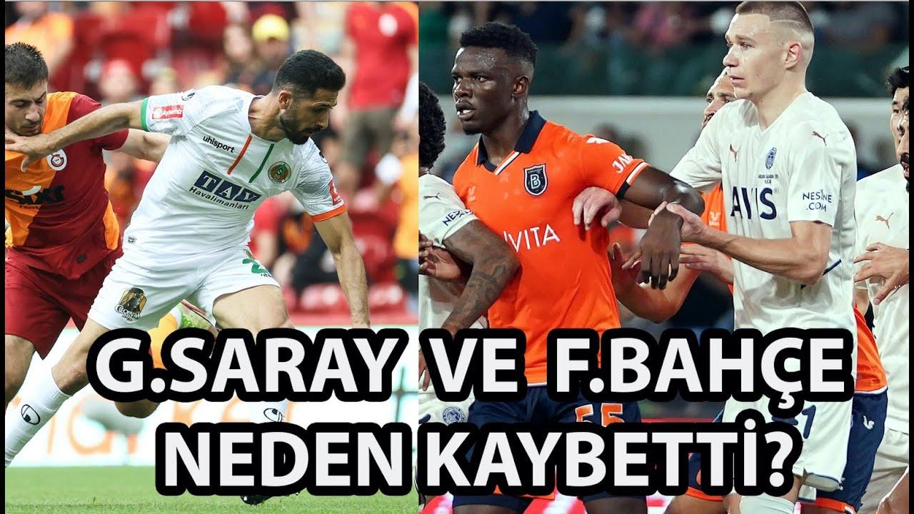 Download Fenerbahçe ve G.Saray neden kaybetti? Sıcağı Sıcağına#10
