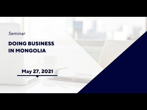 Doing Business in Mongolia