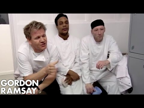 Prisoners Explain Why Jail Doesn't Work - Gordon Behind Bars