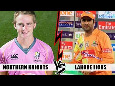 CLT20 Full Highlights - Lahore Lions (PAK) vs Northern Knights(NZ) Cricket Match 2017
